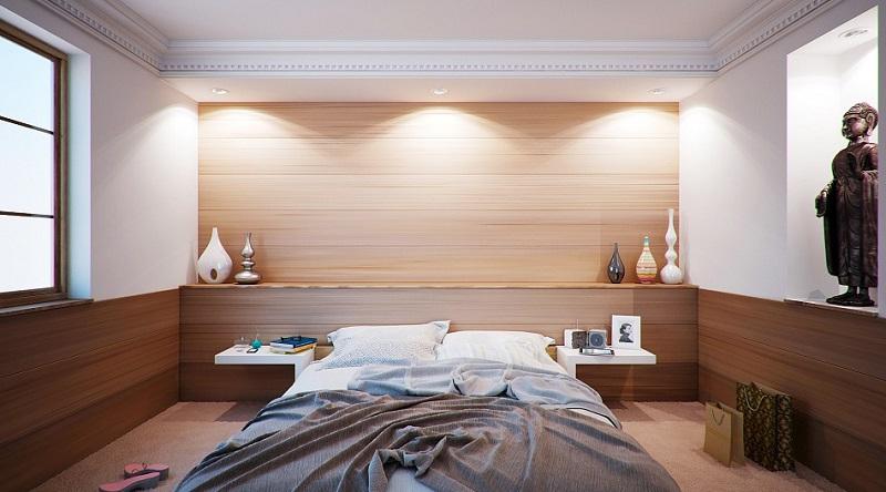 Luftqualität im Schlafzimmer